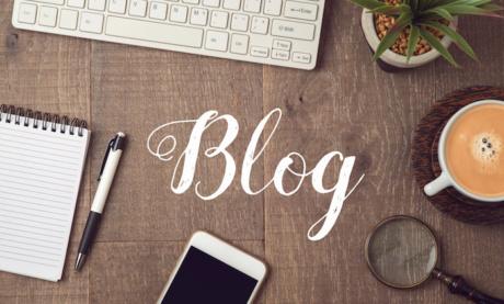 "Blog""/"